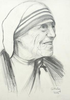 Gazmend Freitag: Nënë Tereza, 2013