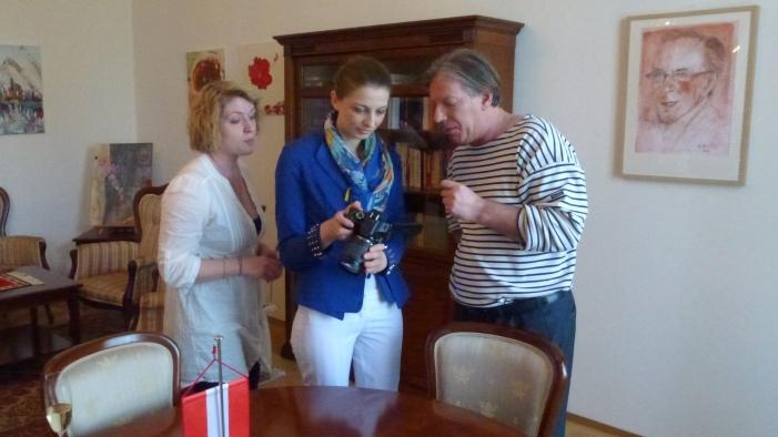 Gazmend Freitag, Keti Berisha, Sonjuschka