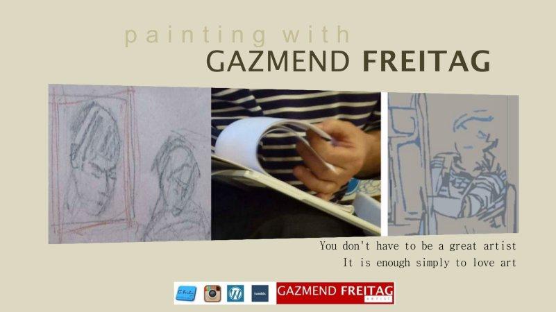 Gazmend Freitag, Artist