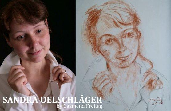Sandra Oelschläger by Gazmend Freitag, 2015