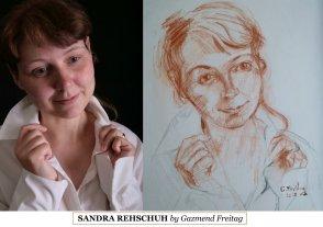 Sandra Rehschuh, Autorin