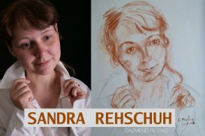 Sandra Rehschuh by Gazmend Freitag