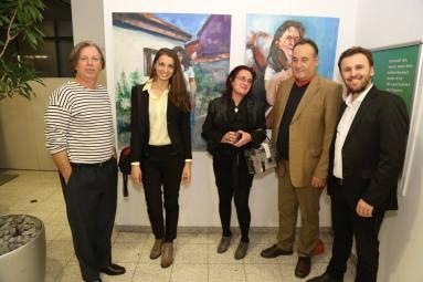 Gazmend Freitag, Keti Berisha, Iliriana Ajeti, Nuhi Murati, Blerim Hoxhaj