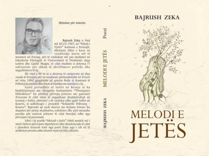 Bajrush Zeka: MELODIE E JETES