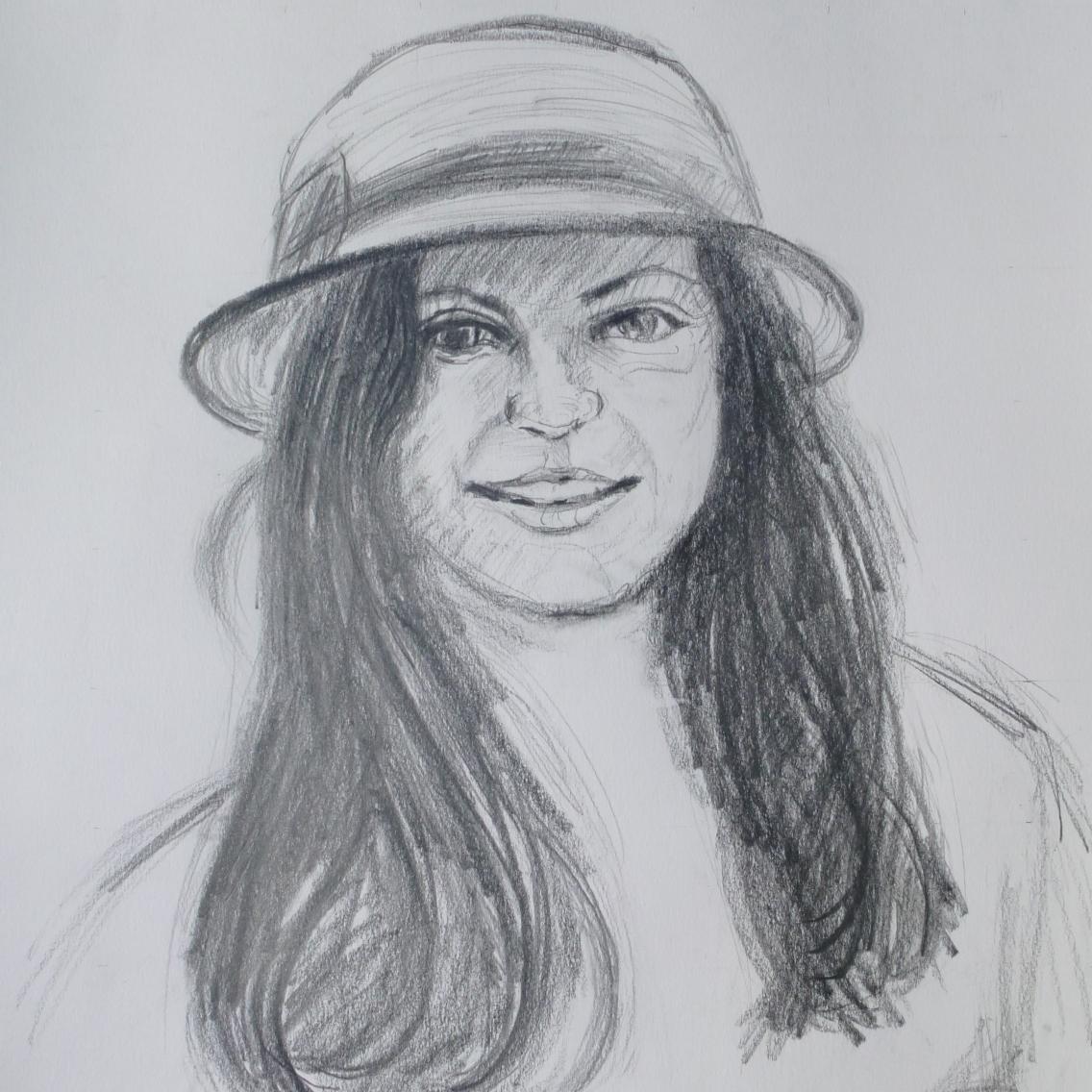 Anna Glück by Gazmend Freitag, 2016