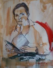 Musa Jupolli by Gazmend Freitag, 2014