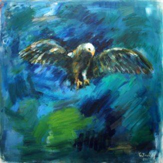 Der Adler by Gazmend Freitag, 2015