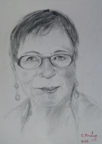 Monika Grill by Gazmend Freitag, 2017