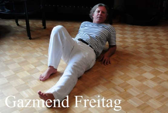 Gazmend Freitag, Photo: Elfriede Österle