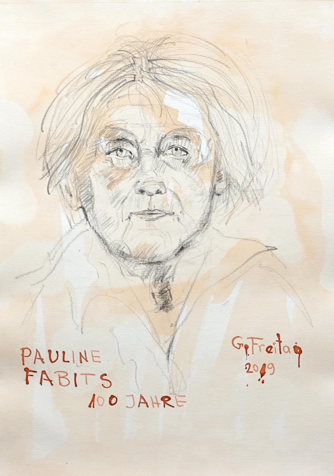 Pauline Fabits