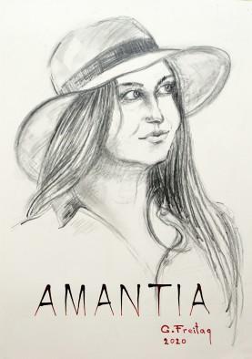 Gazmend Freitag: AMANTIA,2020